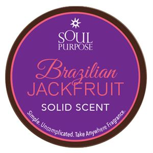 Picture of Brazilian Jackfruit Solid Scent -  0.5 oz